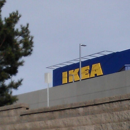 Photo taken at IKEA Centennial by Sallie K. on 12/13/2012