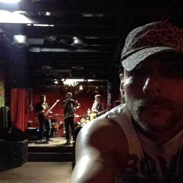 Photo taken at Velvet Lounge by chad r. on 8/10/2014