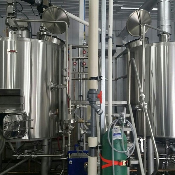 Photo taken at War Horse Brewery by Chris S. on 6/16/2016