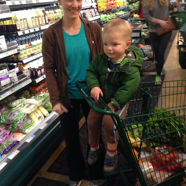 Photo taken at Whole Foods Market by Ariel B. on 1/25/2014