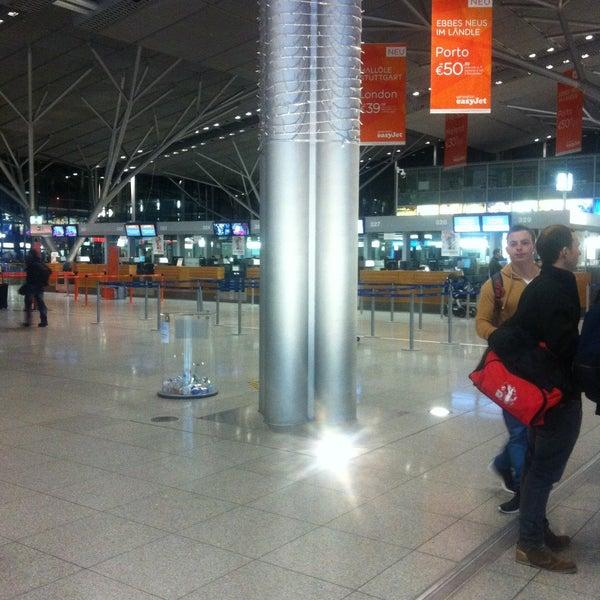 Photo taken at Terminal 3 by Pavlos C. on 11/20/2015