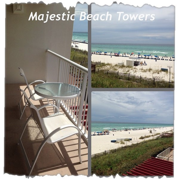 Photo taken at Majestic Beach Resort Panama City Beach by Mary W. on 8/29/2014