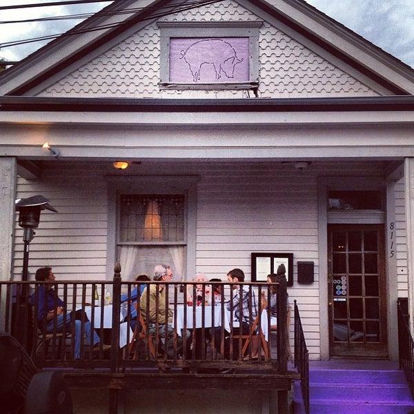 Boucherie Restaurant New Orleans