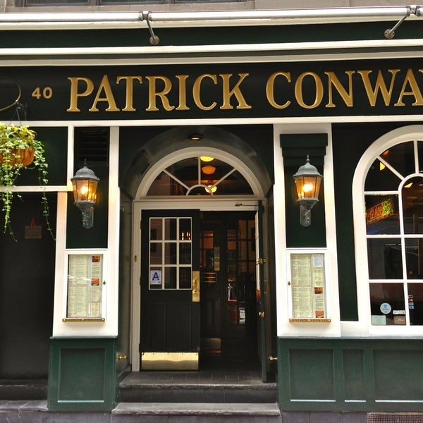 patrick conway 39 s now closed midtown east new york ny
