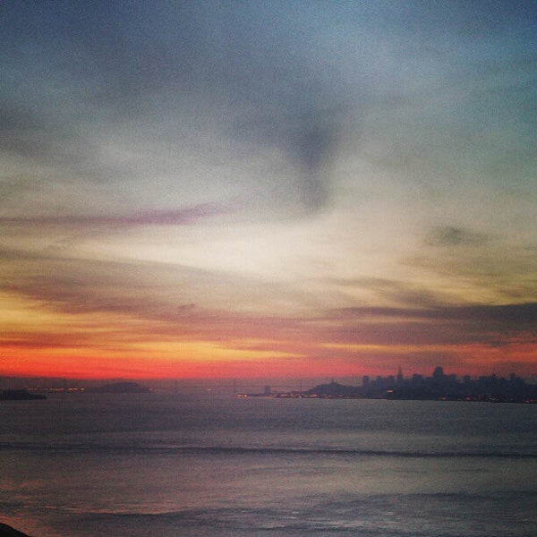 Photo taken at Vista Point by Joshua R. on 2/16/2013
