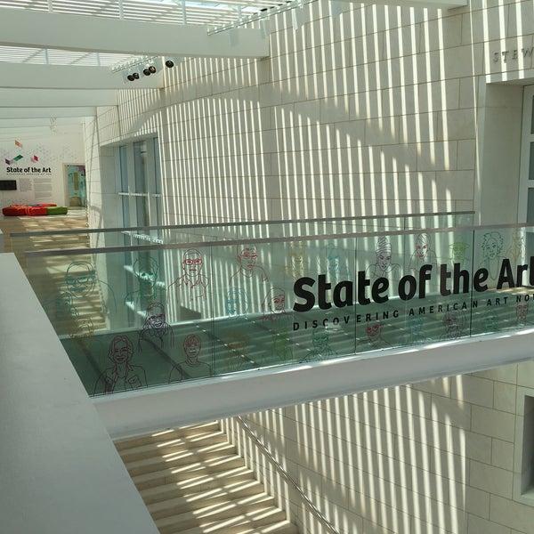 Photo taken at Telfair Museums' Jepson Center by Yang S. on 5/23/2016