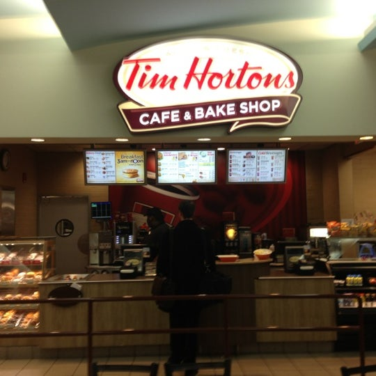 Tim Hortons Chicago: Port Columbus International Airport