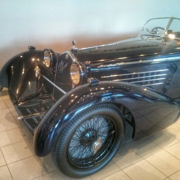 Photo taken at The Antique Automobile Club of America Museum by Maksim A. on 7/5/2014