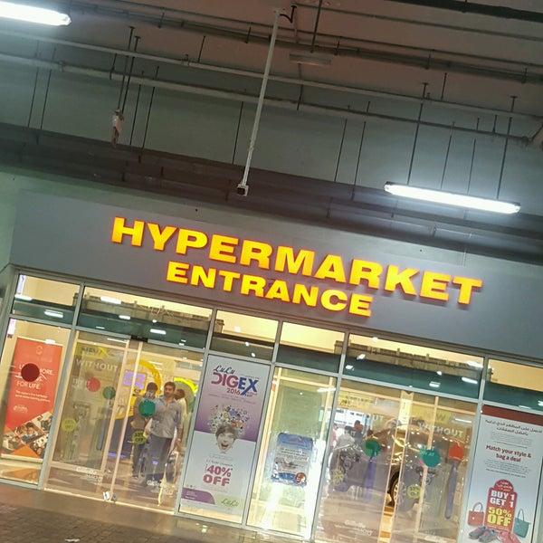 Photo taken at Lulu Hypermarket by Molefi S. on 10/7/2016
