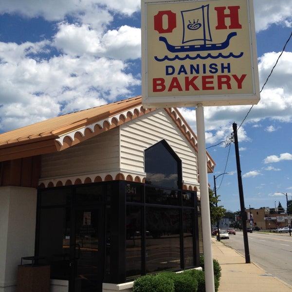 O&H Danish Bakery - Bakery