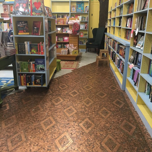 Photo taken at Little Shop of Stories by Elizabeth I. on 3/26/2016