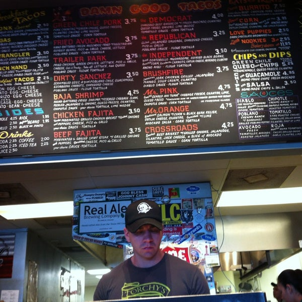 Photo taken at Torchy's Tacos by Stone S. on 4/18/2013