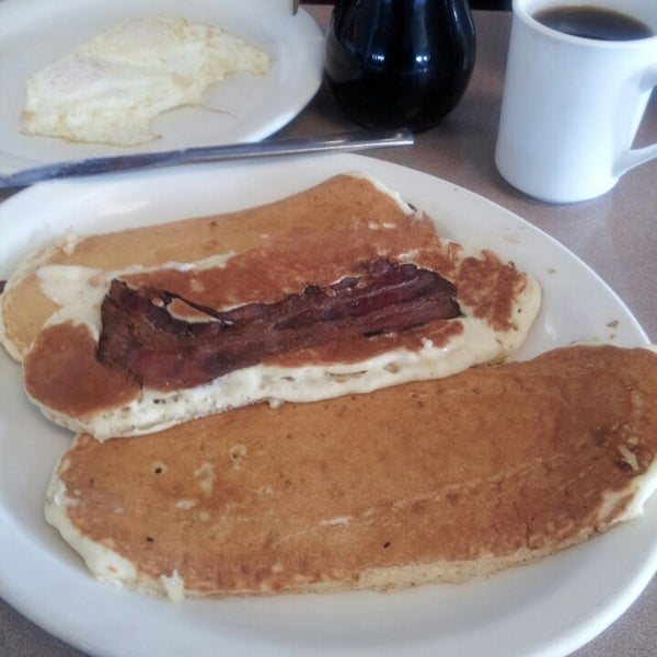 Photo taken at Mil's Diner by Bruce F. on 2/22/2013