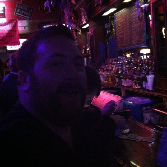 Photo taken at The Patriot Saloon by Matthew H. on 11/19/2012