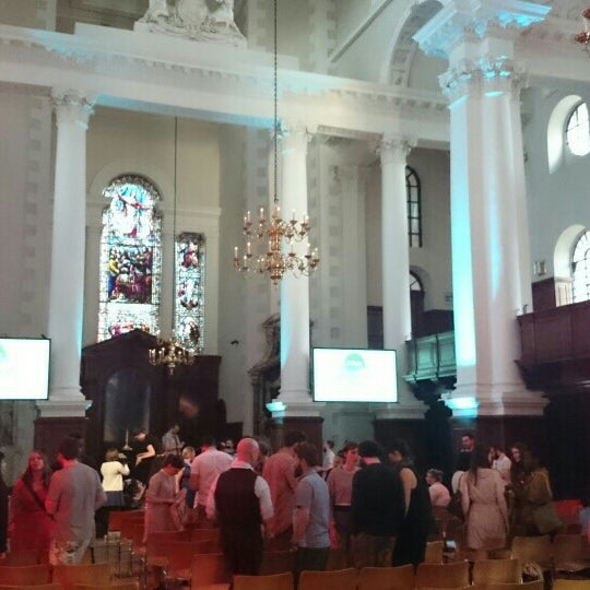 Photo taken at Christ Church by ruX . on 5/8/2016