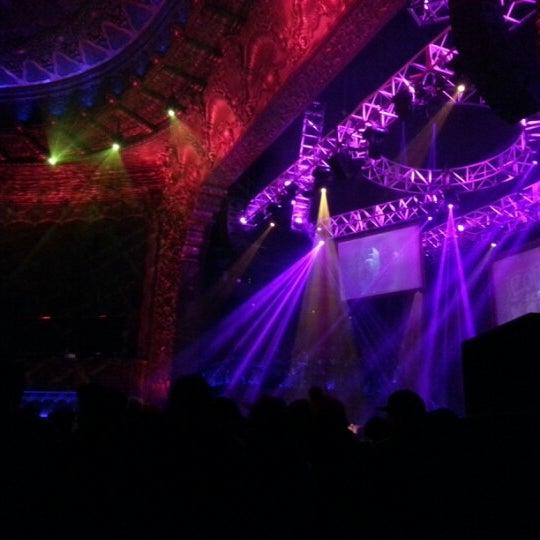 Photo taken at The Belasco by Jen V. on 12/28/2012