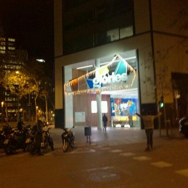 El mercat de gl ries market in barcelona for El mercat de les glories