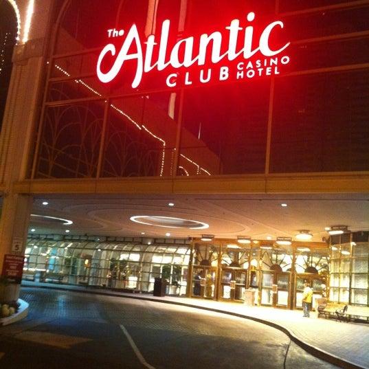 Photo taken at Atlantic Club Casino Hotel by Anthony M. on 2/10/2013