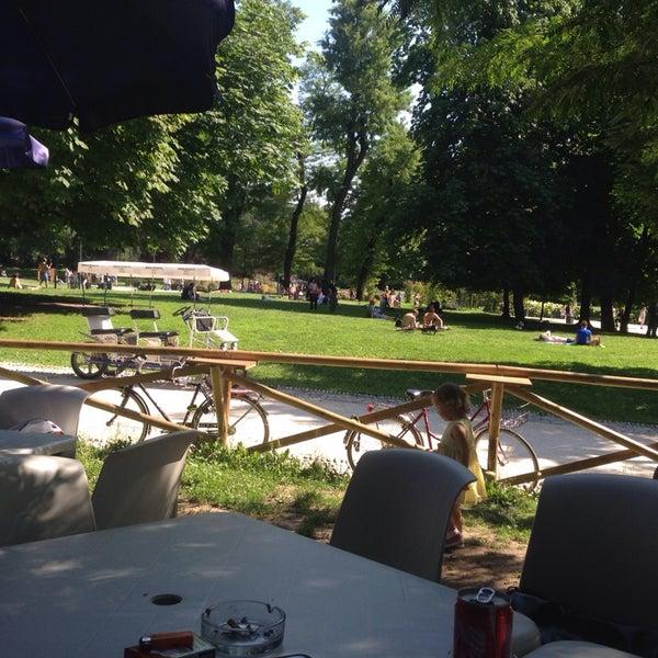Photo taken at Bar Bianco by Riccardo P. on 7/5/2014