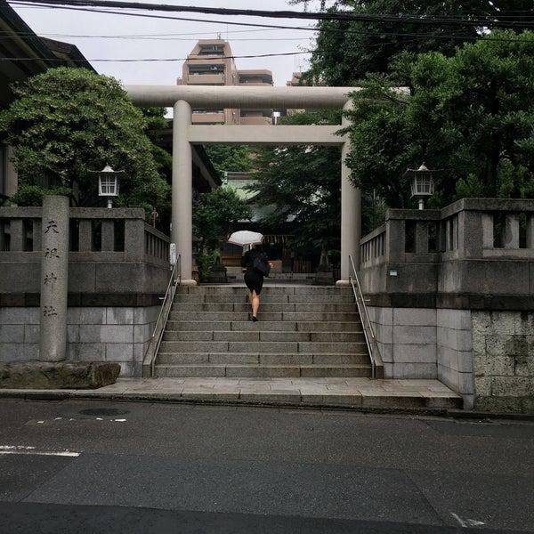 Photo taken at 大塚天祖神社 by babo on 6/23/2016