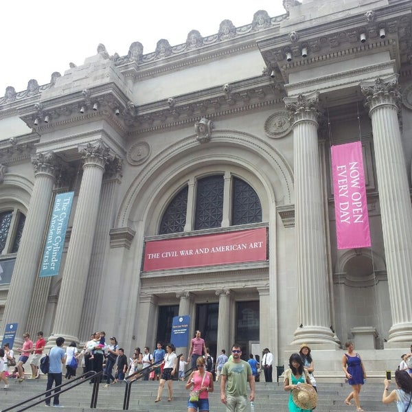 Photo taken at The Metropolitan Museum of Art by J.R. H. on 7/19/2013