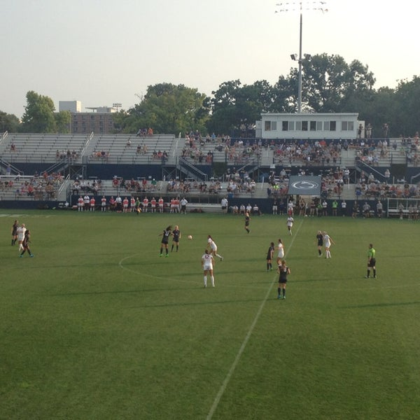 Photo taken at Jeffrey Field by Ron S. on 8/30/2015