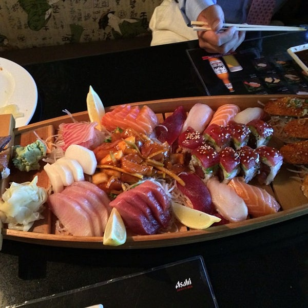 Sakanaya Japanese Restaurant Fresno