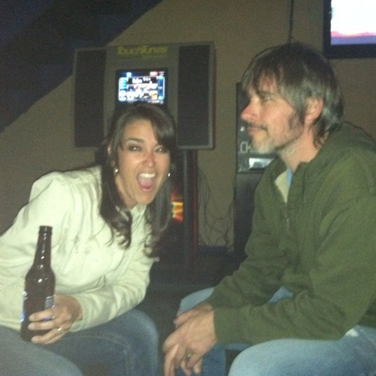 Photo taken at Broad Ripple Tavern by Tiffani L. on 4/6/2012