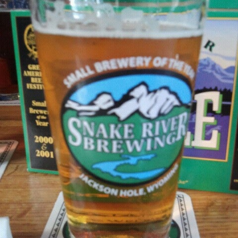 Photo taken at Snake River Brewery & Restaurant by Roy A. on 6/18/2012