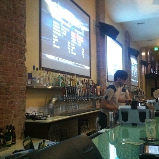 Photo taken at Los Angeles Brewing Company by Chris D H. on 3/27/2012