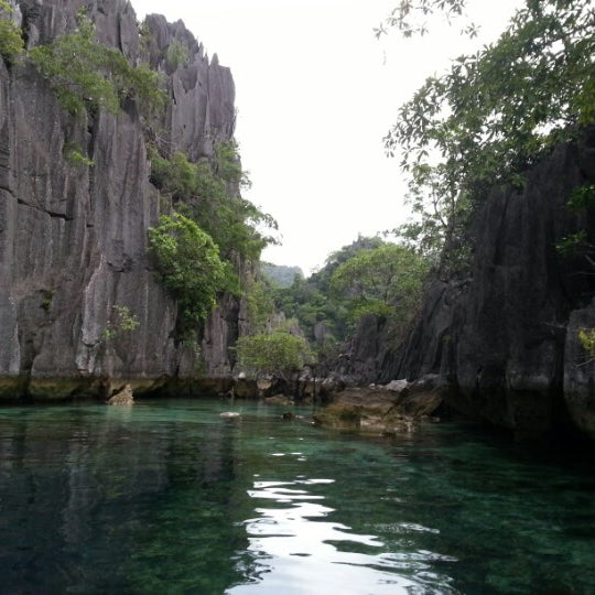 Photo taken at Twin Lagoon by Nicolai J. on 7/22/2012