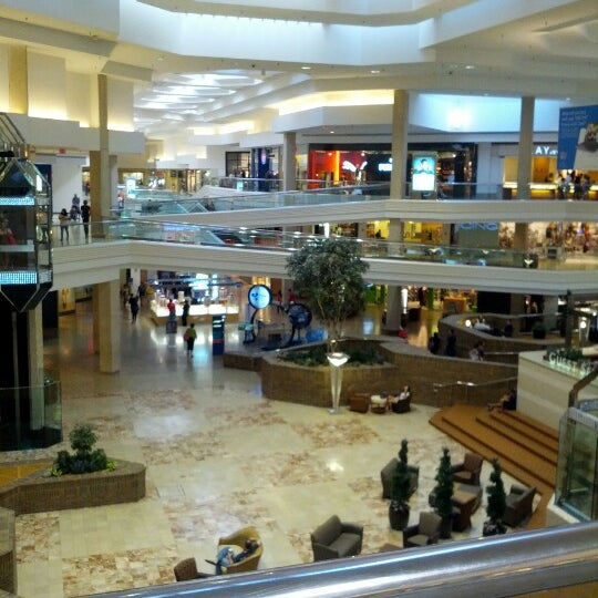 Photo taken at Woodfield Mall by Mike M. on 8/21/2012