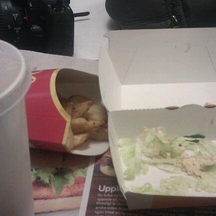 Photo taken at McDonald's by Nikolai S. on 3/9/2012