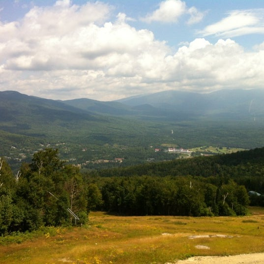 Photo taken at Bretton Woods by Fred on 8/3/2012