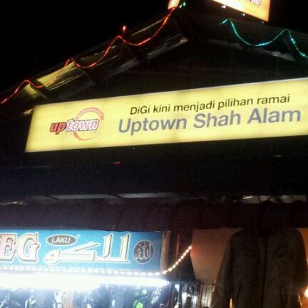 Photo taken at Seksyen 24 Shah Alam by Liza Jane L. on 5/12/2012