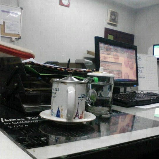 Photo taken at PT. Topjaya Sarana Utama (TSU) Head Office by Deni K. on 6/29/2012