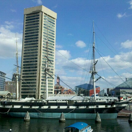 Photo taken at USS Constellation by Martin K. on 11/1/2011