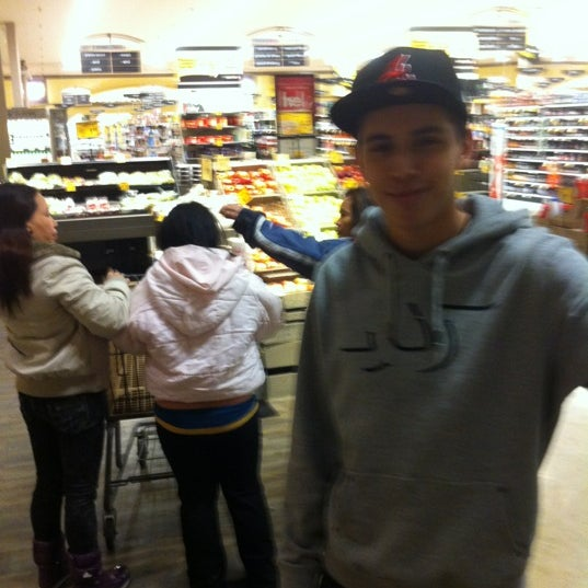 Photo taken at Safeway by trevor b. on 11/7/2011