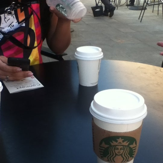 Photo taken at Starbucks by Daniel T. on 4/8/2012
