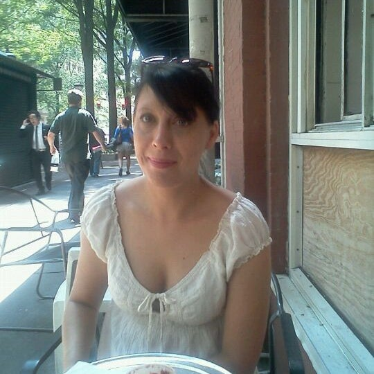 Photo taken at Rosa's Pizza by Dave T. on 4/27/2012