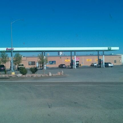 Photo taken at Moapa Paiute Travel Plaza / Chevon Gas by Patsy V. on 10/29/2011