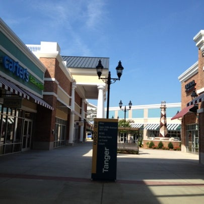 Photo taken at Mebane Tanger Outlets by Jimmy C. on 7/26/2012