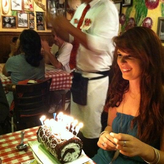 Photo taken at Buca di Beppo Italian Restaurant by Kristen S. on 8/1/2012