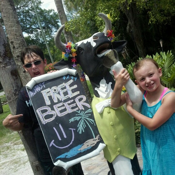 Photo taken at The Island Cow by Candis M. on 6/11/2012