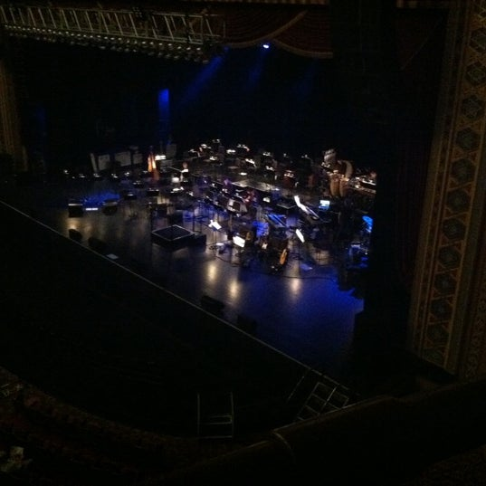 Photo taken at Altria Theater by Jennifer G. on 5/19/2012