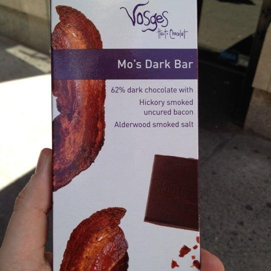 Photo taken at Vosges Haut Chocolat by Tony J. on 5/11/2012