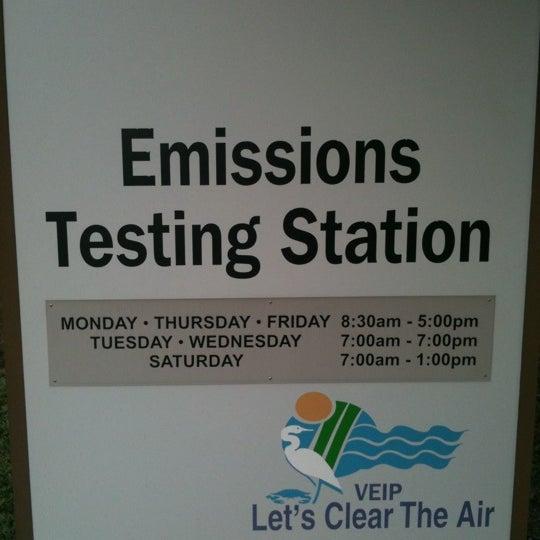 Vehicle Emissions Inspection Program Veip Station 9