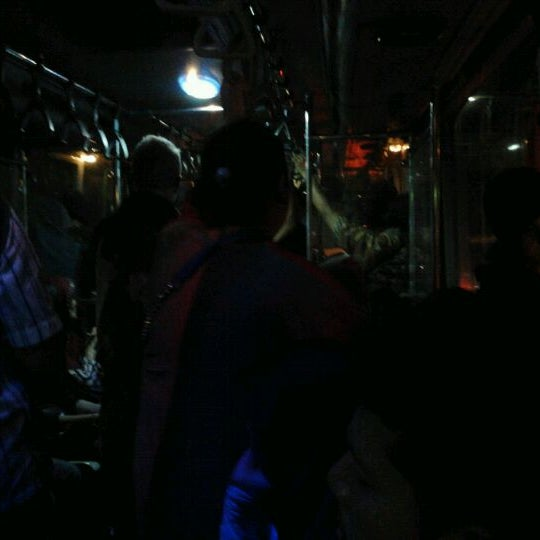 Photo taken at Halte Bus Dukuh Atas by Raymond T. on 12/6/2011