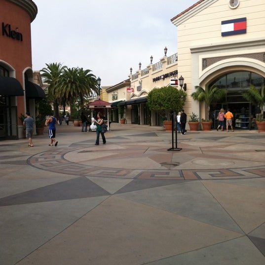 Photo taken at Carlsbad Premium Outlets by AugDog on 10/10/2011