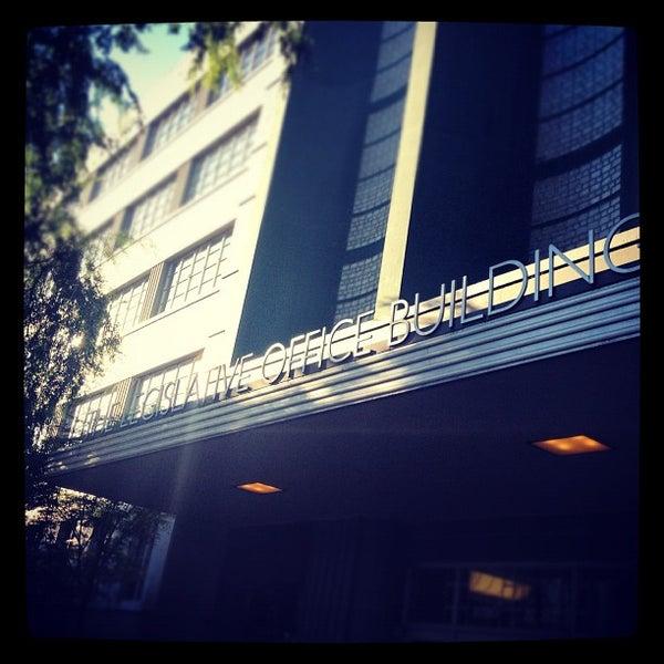 Sacramento Legislative Office Building
